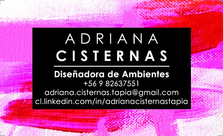 Adriana Cisternas Diseño De Ambientes
