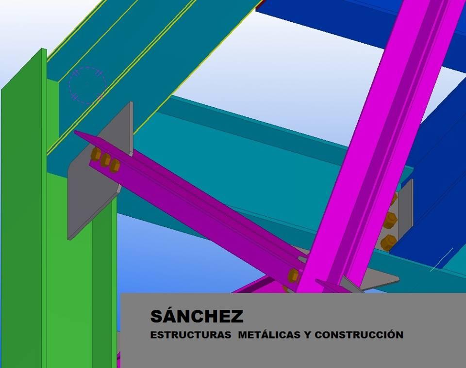 Sanchez Estructuras Metalicas Y Construccion