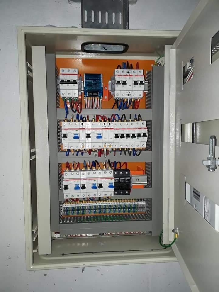 Electrecidad Omega Service