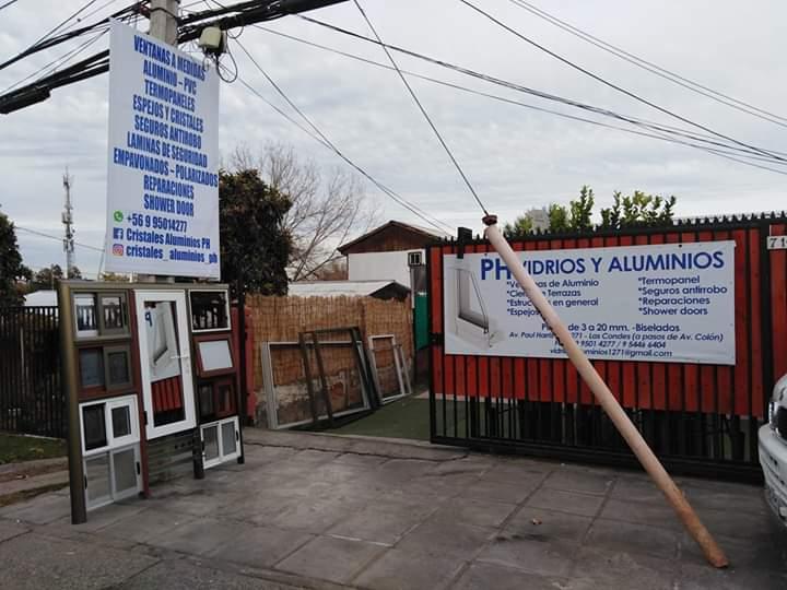 Aluminios Y Vidrios Ph