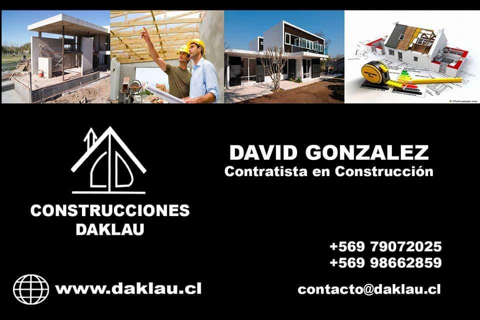 Construcción  Daklau