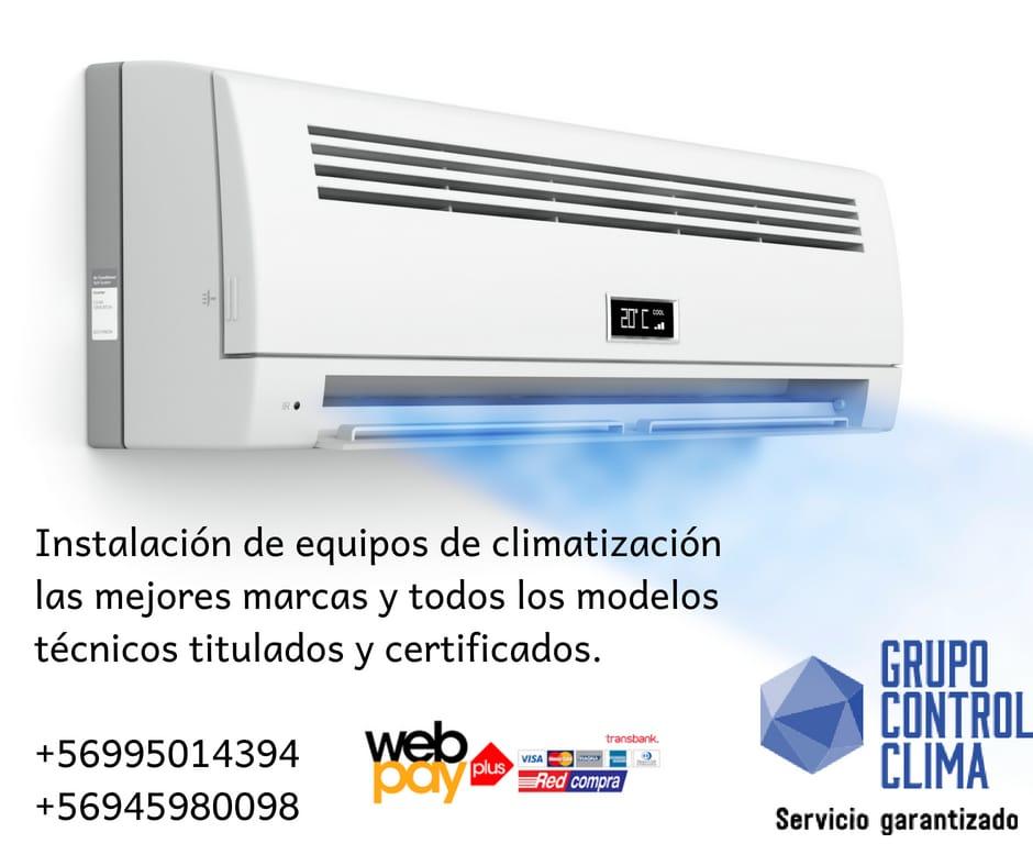 Servicios Grupo Control Clima .cl