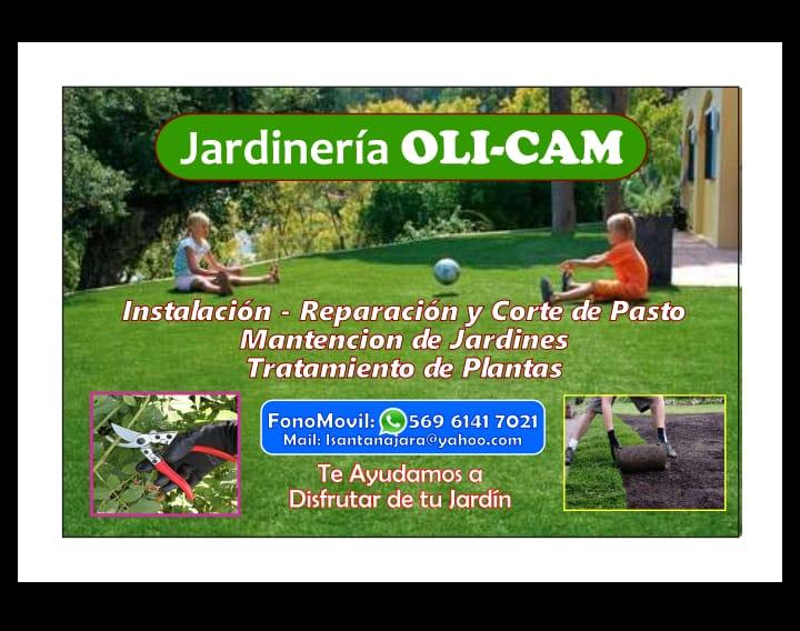 Jardinería Olicam