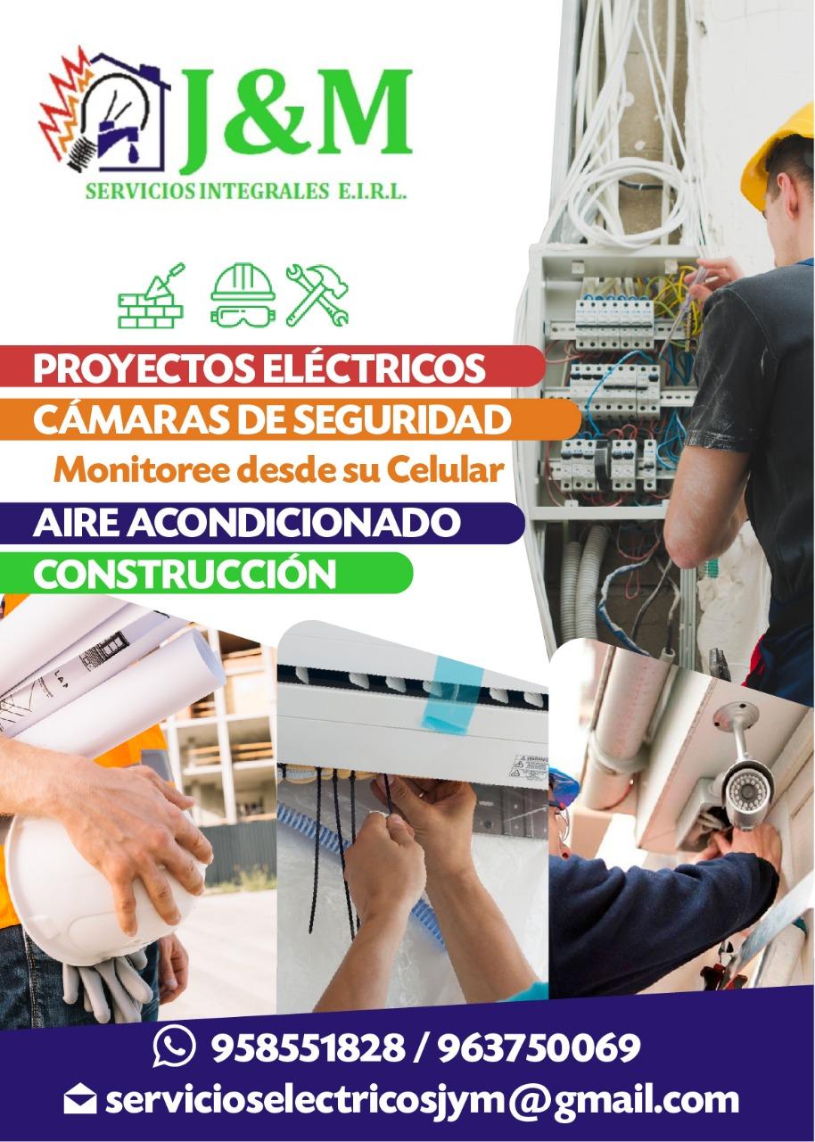 J&m Servicios Integrales E.ir.l