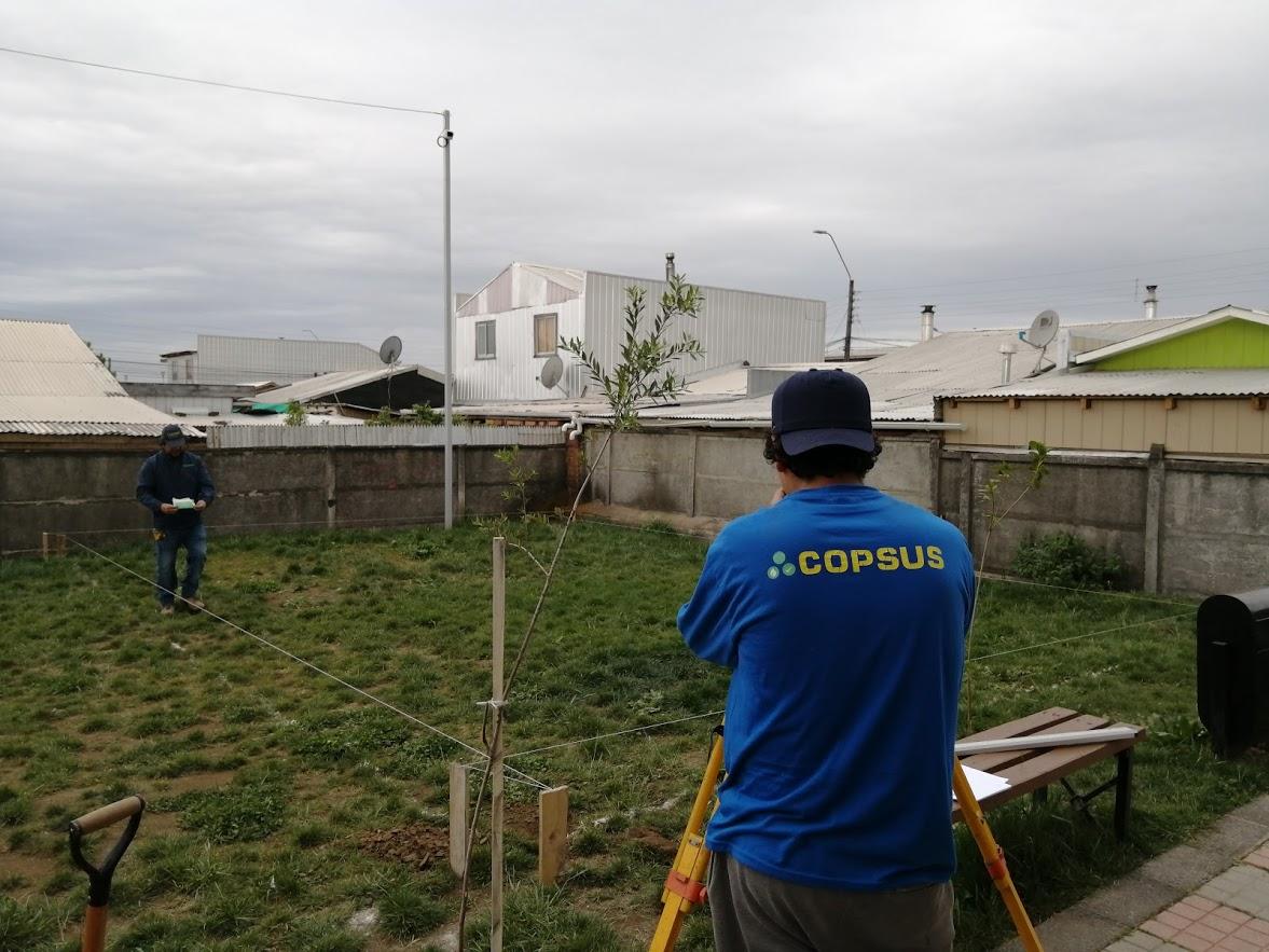 Constructora Copsus Spa.