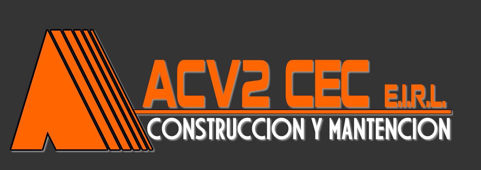 Acv2 Cec E.i.r.l.
