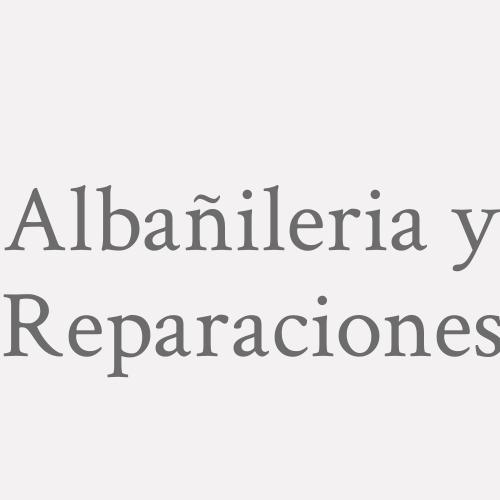 Albañileria Y Reparaciones