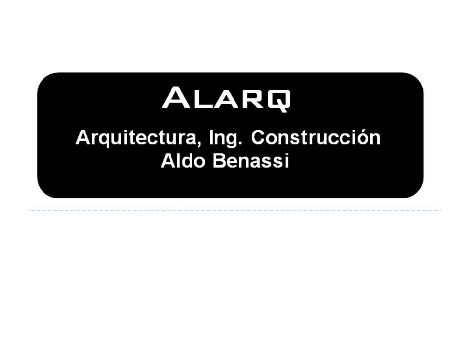 Arquitectura Y Construccion Alarq