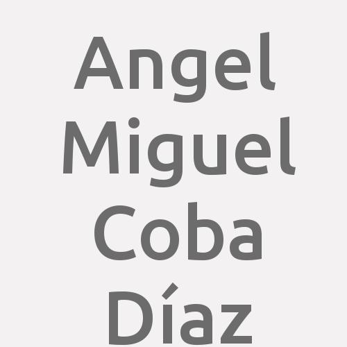 Angel Miguel Coba Díaz
