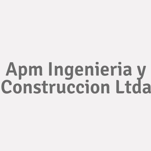 Apm Ingenieria y Construccion Ltda