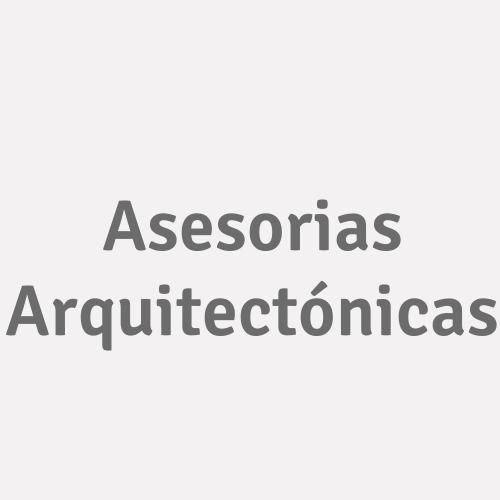 Asesorias Arquitectónicas