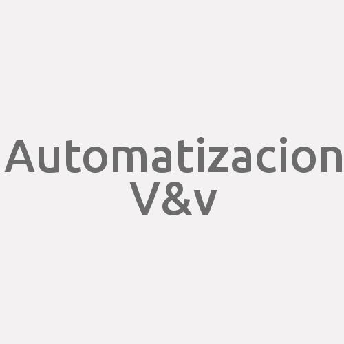Automatizacion V&v