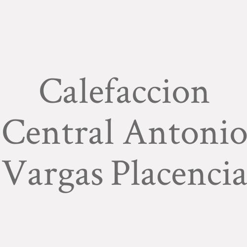 Calefaccion Central Antonio Vargas Placencia