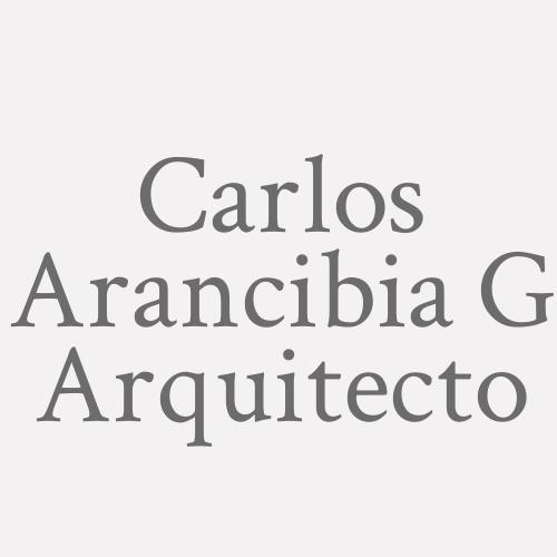 Carlos Arancibia G. Arquitecto