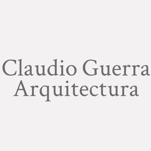 Claudio Guerra Arquitectura