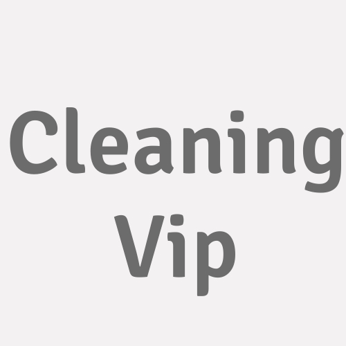 Cleaning Vip