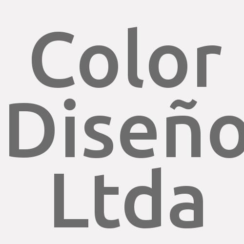 Color Diseño Ltda