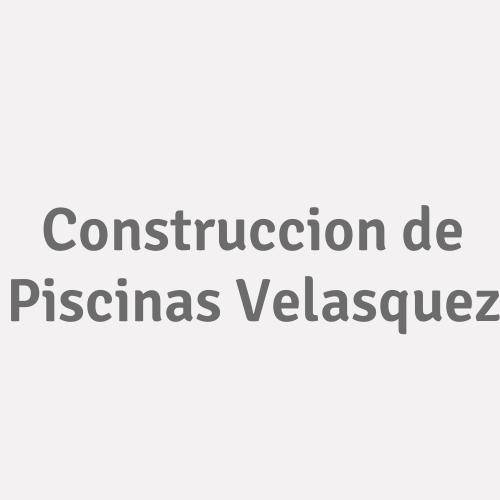 Construccion De Piscinas Velasquez