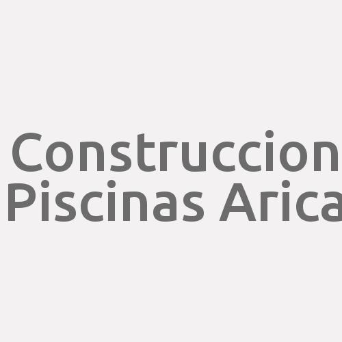 Construccion Piscinas Arica