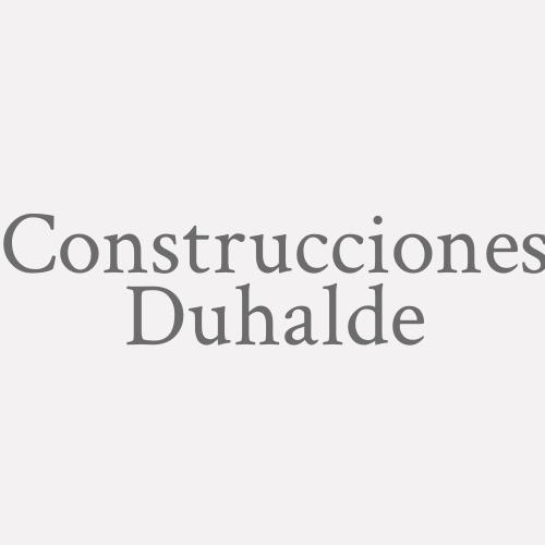 Construcciones Duhalde