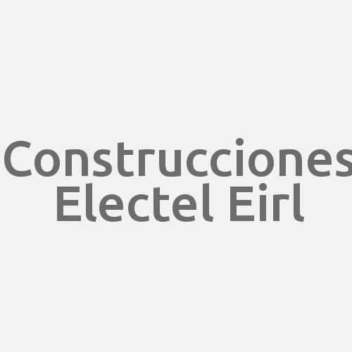 Construcciones Electel Eirl