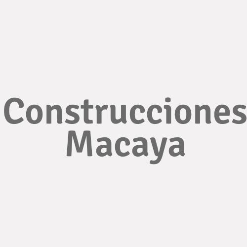 Construcciones Macaya