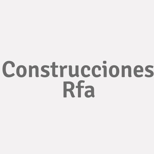 Construcciones Rfa