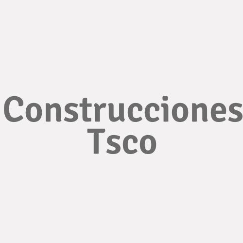 Construcciones Tsco
