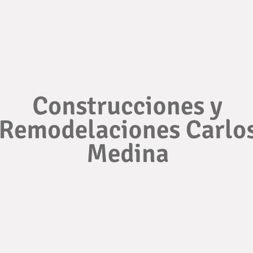 Construcciones y Remodelaciones Carlos Medina