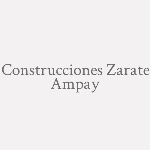 Construcciones Zarate Ampay