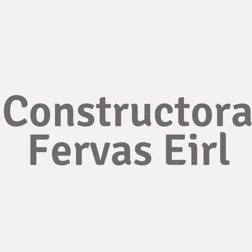 Constructora Fervas Eirl