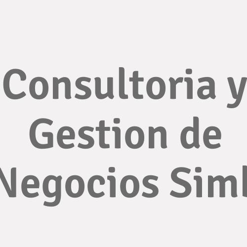 Consultoria y Gestion de Negocios Simb