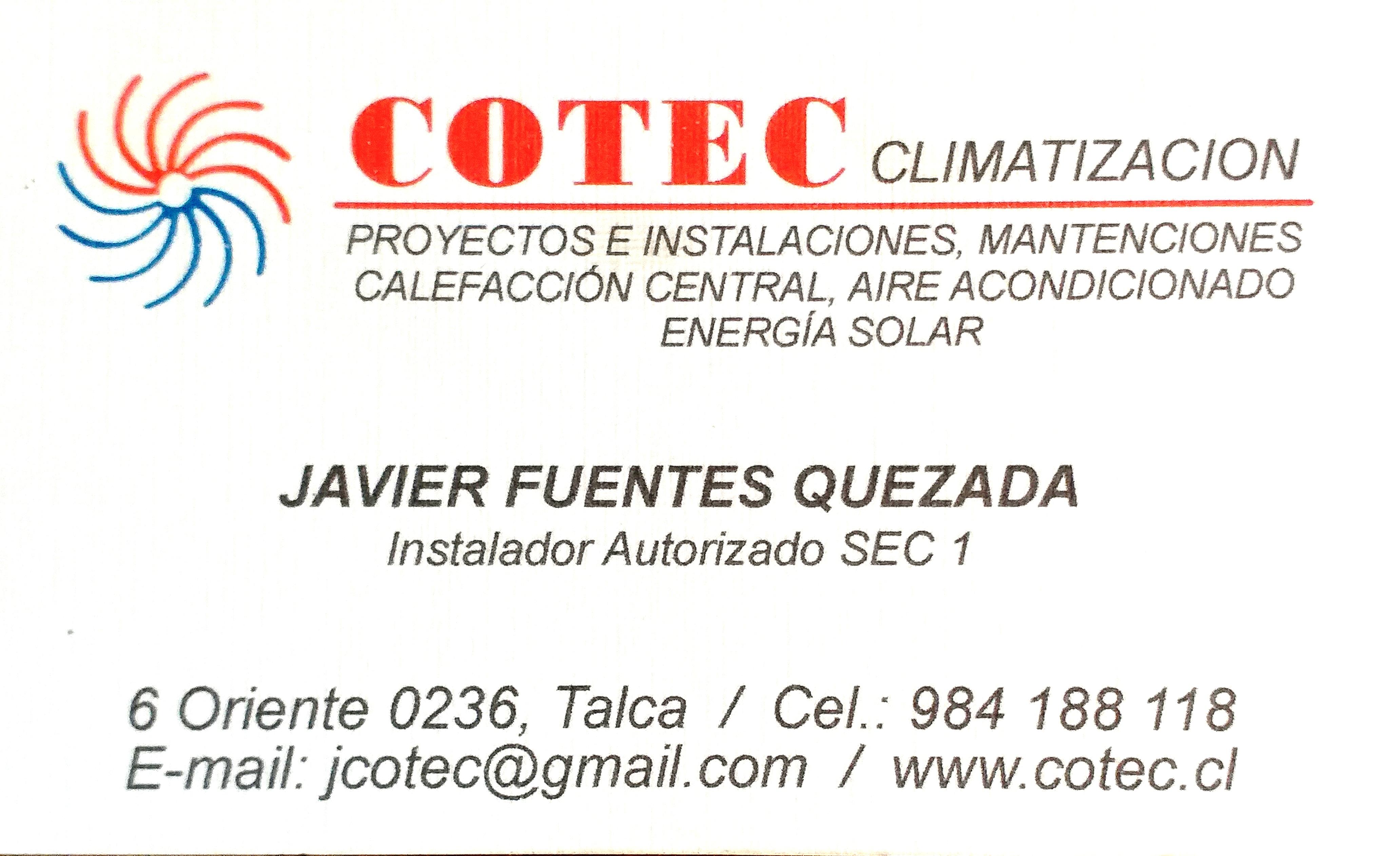 Cotec Climatizacion