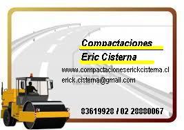 Relleno y Compactaciones Erick Cisterna