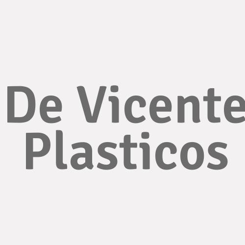 De Vicente Plasticos