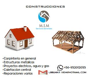 M.I.M Servicios Integrales en Construción