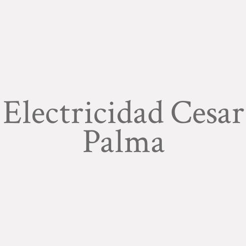 Electricidad Cesar Palma