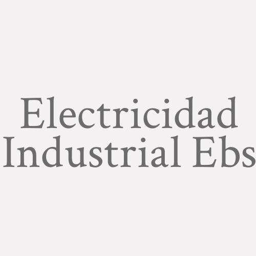Electricidad Industrial Ebs