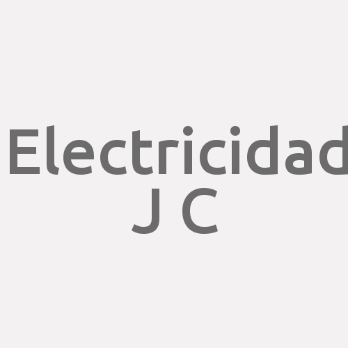 Electricidad J C