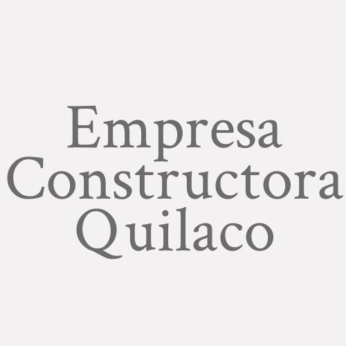 Empresa Constructora Quilaco
