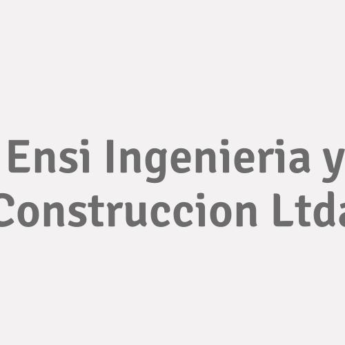 Ensi Ingenieria y Construccion Ltda