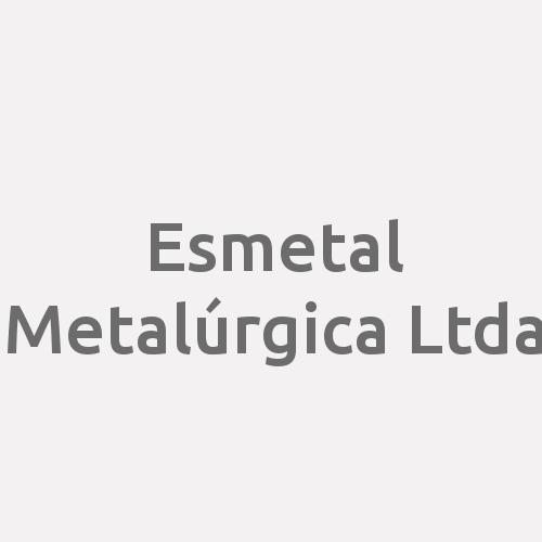 Esmetal Metalúrgica Ltda