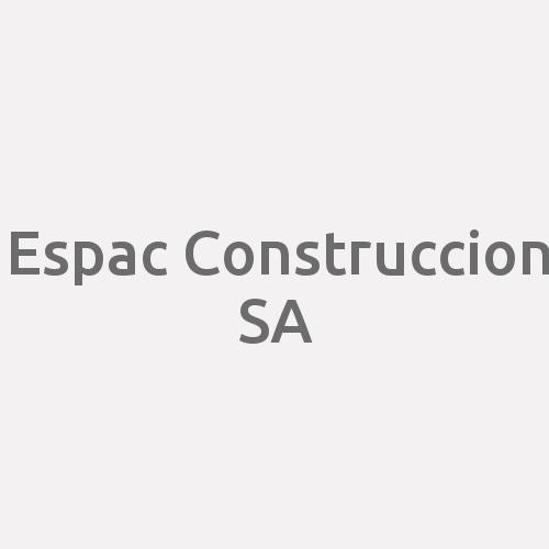 Espac Construccion SA
