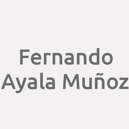 Fernando Ayala Muñoz