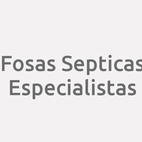 Fosas Septicas Especialistas