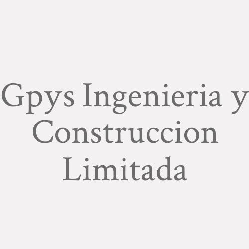 Gpys Ingenieria y Construccion Limitada