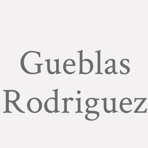 Gueblas Rodriguez
