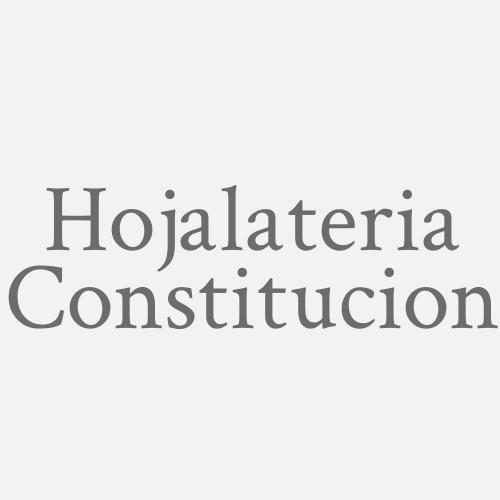 Hojalateria Constitucion