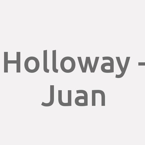Holloway - Juan