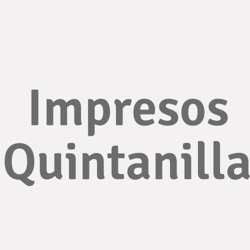 Impresos Quintanilla